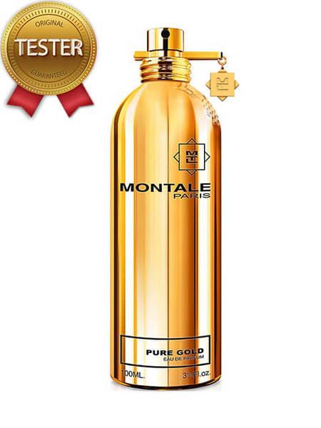 Montale Pure Gold EDP 100мл – Тестер за жени